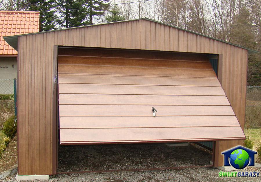 garaze-blaszane-4x6-drewnopodobne