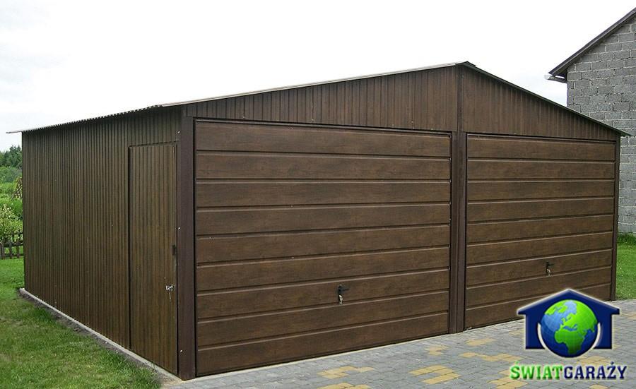 NOWOŚĆ na 2017 rok - garaże z bramami uchylnymi obiymi w nowy estetyczny sposób