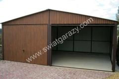 gara-blaszany-dwuspadowy-6x5-orzech-imitacja-drewna