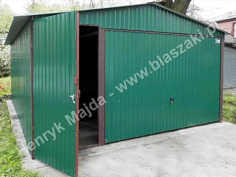 Dodatkowe Garaże blaszane i blaszaki – producent garaży i blaszaków – Kraków PG99